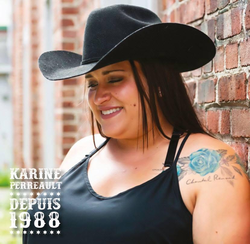 Depuis 1988 - Karine Perreault