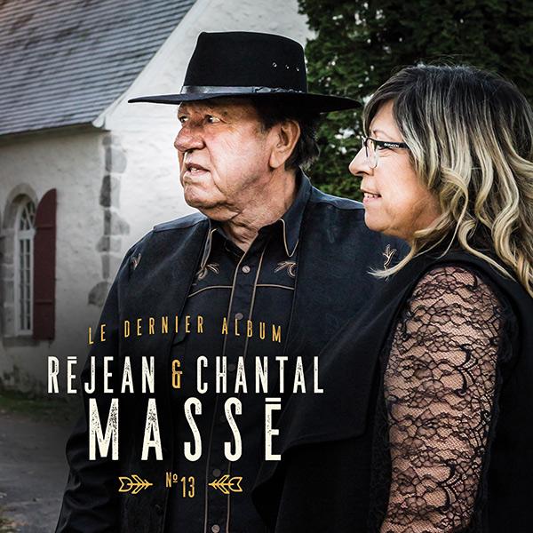 Le dernier album - Réjean et Chantal Massé