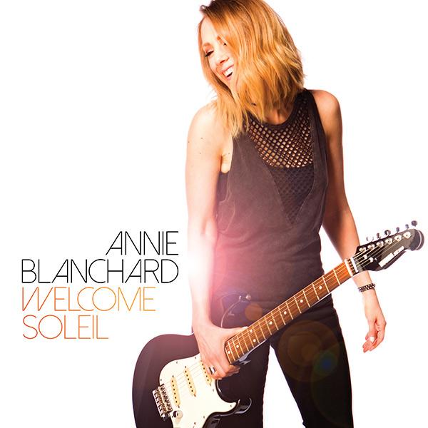 Welcome Soleil - Annie Blanchard
